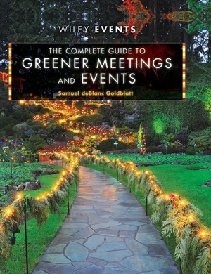 The first book on 'green' Event Management