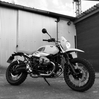 BMW RnineT Urban GS